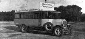 alter radiowagen